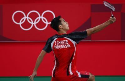 Demi Medali Emas Olimpiade Tokyo 2020, Anthony Ginting dan Jonatan Christie Dapat Saran dari Legenda Bulu Tangkis