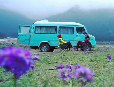 6 Destinasi Wisata Karavan Populer di India, Pantai hingga Gurun Pasir