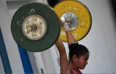Profil Windy Cantika Aisah, Penyumbang Medali Pertama Indonesia di Olimpiade Tokyo 2020