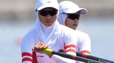 Gagal di Babak Penyisihan, Melani Mutiara Masih Berpeluang ke Semifinal Lewat Jalur Repechange
