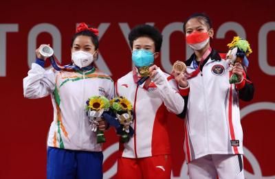 Klasemen Sementara Perolehan Medali Olimpiade Tokyo 2020, Sabtu 24 Juli 2021