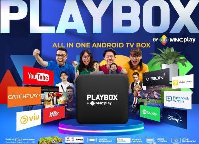 Nikmati Hiburan Berkualitas & Seru Selama di Rumah Saja Bersama PLAYBOX