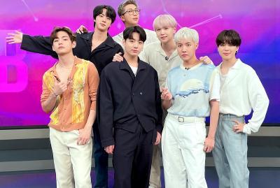 Butter Turun 6 Peringkat, BTS Tetap Rajai Billboard Hot 100 Berkat Permission to Dance