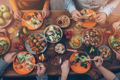 Tips Kulineran di Tengah Pandemi ala Kemenkes