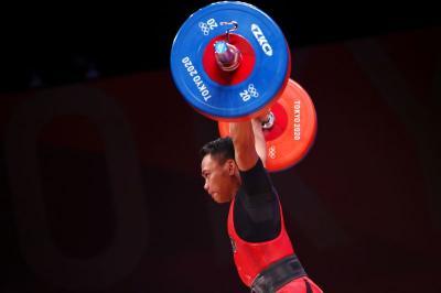 Eko Yuli Irawan Beberkan Penyebab Dirinya Gagal Raih Emas di Olimpiade Tokyo 2020
