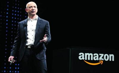 Jeff Bezos Bagi-Bagi Duit Rp2,9 Triliun