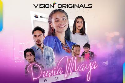 3 Fakta Kevin dari Original Series Vision+ Dunia Maya