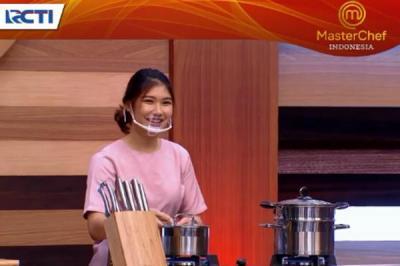 Lewati 3 Babak Pressure Test Alot, Olivia Akhirnya Tinggalkan MasterChef Indonesia