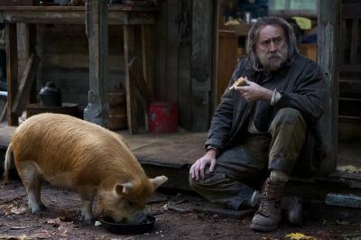 Nicolas Cage Akui Pig Jadi Film Terbaiknya Sepanjang Masa