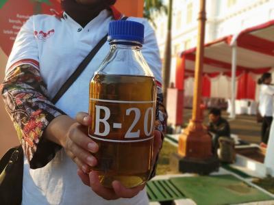 Penyaluran Biodiesel B30 Capai 4,3 KL di Semester I-2021, Hemat Devisa Rp24 Triliun