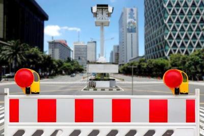 Hari Pertama Perpanjangan PPKM Level 4, Sejumlah Kendaraan Diputar Balik