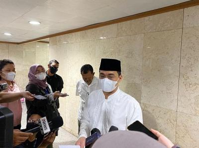 Wagub Pastikan Stok Obat dan Oksigen di Jakarta Aman