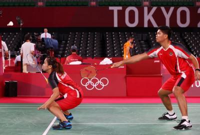 Ini 3 Calon Lawan Praveen Melati di Perempatfinal Olimpiade Tokyo 2020
