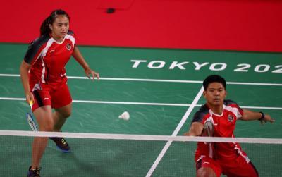 Hasil Drawing Perempatfinal Ganda Campuran Cabor Bulu Tangkis Olimpiade Tokyo 2020: Praveen Melati Jumpa Peringkat Satu Dunia