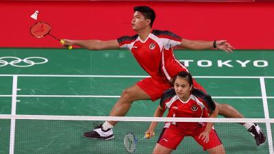 Lolos ke Perempatfinal Olimpiade Tokyo 2020, Praveen Melati Diminta Tampil Mati-matian