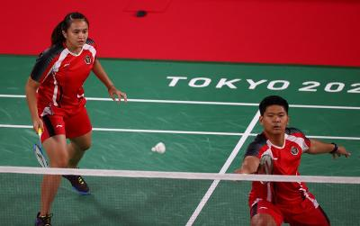 Gagal Atasi Tuan Rumah di Olimpiade Tokyo 2020, Praveen Melati Beberkan Penyebabnya