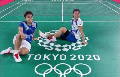 Greysia Apriyani Terus Jaga Fokus di Olimpiade Tokyo 2020