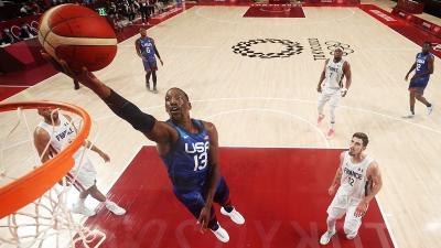 Kalah di Laga Pembuka Olimpiade Tokyo 2020, Pelatih Tim Basket AS Kecewa