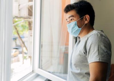 Isolasi Mandiri Sendirian di Rumah, Tetap Pakai Masker atau Tidak?