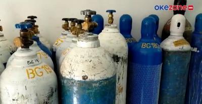 Cek Fakta: Tabung Oksigen Bisa Dibuat dari Tabung Selam