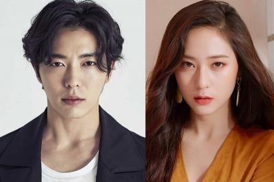 Krystal Jung Jadi Tunangan Kim Jae Wook dalam Crazy Love