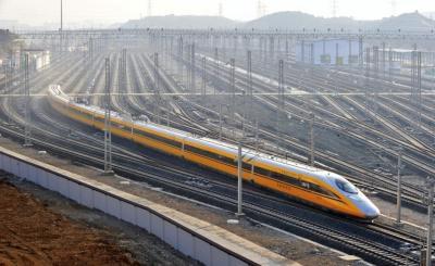 Ambisi China Bangun Proyek Kereta Cepat di Asia Tenggara