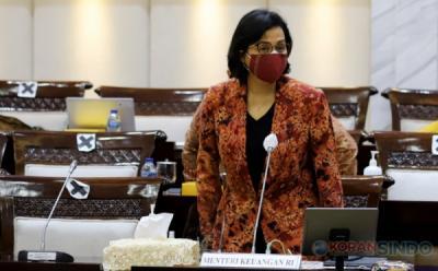 Tak Tanggung-Tanggung, Sri Mulyani Kucurkan Rp62,8 Triliun untuk Insentif Pajak
