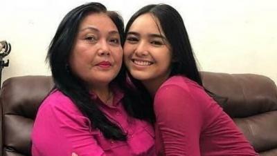 Unggah Foto di Makam sang Ibunda, Amanda Manopo Ucap Janji Mengharukan