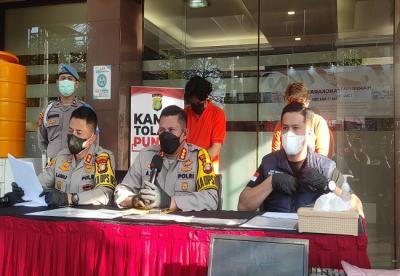 Polisi Bekuk 2 Tersangka Pemalsuan Swab PCR di Jakarta Selatan