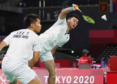Profil Lee Yang Wang Chi-Lin yang Kalahkan Marcus Kevin di Olimpiade Tokyo 2020