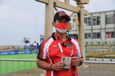 Lancarkan Misi Indonesia Jadi Tuan Rumah Olimpiade, Raja Sapta Oktohari Perluas Jaringan