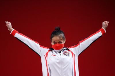 Windy Cantika Buka Suara soal Alasan Tak Pakai Hijab saat Tanding di Olimpiade Tokyo 2020