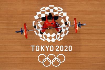 Klasemen Sementara Perolehan Medali Olimpiade Tokyo 2020, Selasa 27 Juli Pukul 22.00 WIB: Indonesia Huni Posisi Ke-36