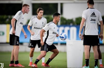 Tak Perpanjang Kontrak, Cristiano Ronaldo Resmi Tinggalkan Juventus Musim Panas 2022?