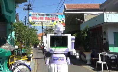 Mengenal Robot Delta, Diciptakan untuk Melawan Virus Corona