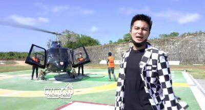 Baim Wong Blusukan di Bali, Rumah Teka-Teki GTV Bagi Bagi Rezeki