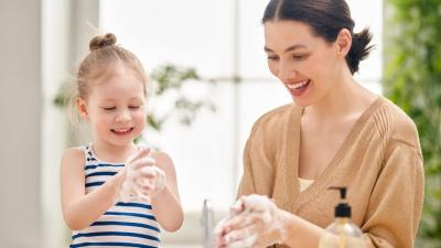 Ajarkan Anak Perilaku Hidup Bersih Jelang Pembelajaran Tatap Muka