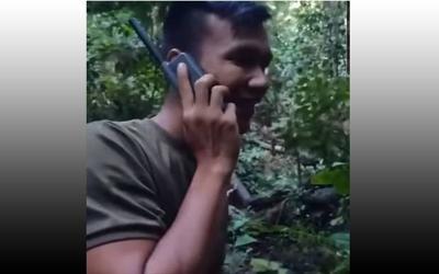 Kisah Anggota Brimob Azankan Kelahiran Anak Lewat Ponsel saat Memburu Teroris