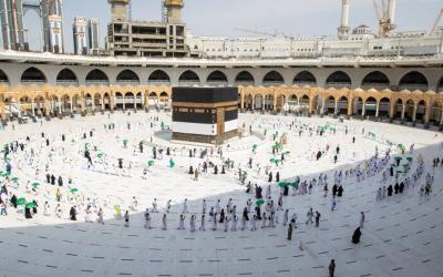 Umrah 1443 H, Kemenag Fokus Penanganan Pandemi dan Jalin Komunikasi dengan Saudi