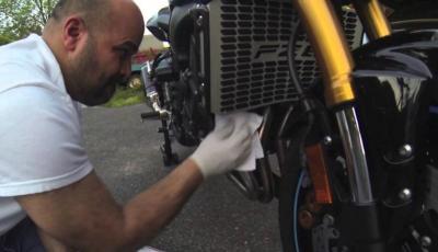 6 Cara Mudah Hilangkan Karat Membandel pada Motor