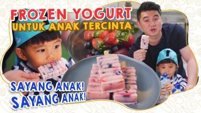 Enak dan Kaya Vitamin, Intip Resep Es Krim Yoghurt Buah ala Chef Arnold