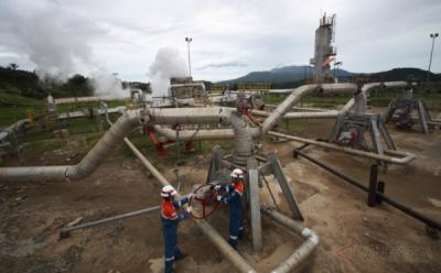 Holding BUMN Geothermal Bisa Jadi Perusahaan Energi Terbesar Dunia