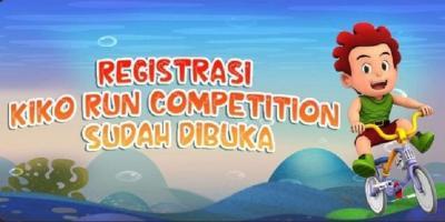 Yuk Segera Ikut Kiko Run Competition!