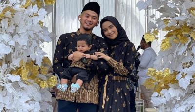 Rizki 2R dan Nadya Mustika Rahayu Rujuk, Pamer Foto Keluarga Bikin Hati Adem