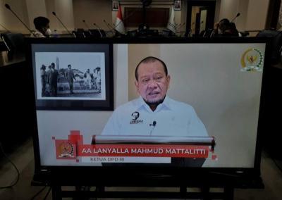 DPD Usul RUU Pelayanan Publik, LaNyalla: e-Services Keniscayaan Bagi Masyarakat