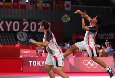 Gagal Tumbangkan Wakil China, Langkah Praveen Melati Terhenti di Perempatfinal Bulu Tangkis Olimpiade Tokyo 2020