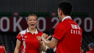 Zheng Huang Akui Ditolong Praveen Melati untuk Lolos ke Semifinal Bulu Tangkis Olimpiade Tokyo 2020