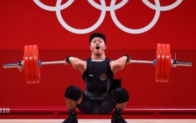 Klasemen Sementara Perolehan Medali Olimpiade Tokyo 2020, Rabu 28 Juli Pukul 23.00 WIB: Indonesia di Posisi Ke-39