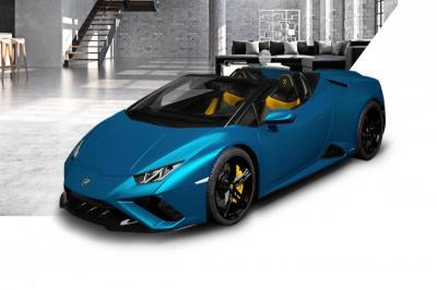 Lamborghini Siapkan 2 Supercar Baru Berbasis Huracan dan Urus