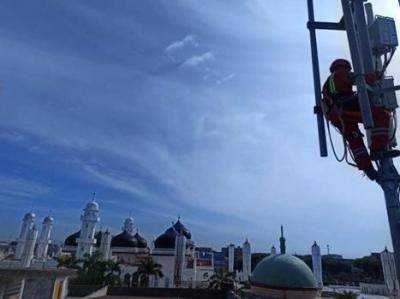 Jaringan XL Axiata Jangkau 5.102 Desa di Ujung Barat Indonesia
